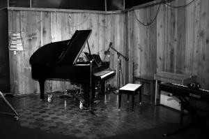 Yamaha Grand Piano.
