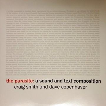 Craig Smith - Parasite